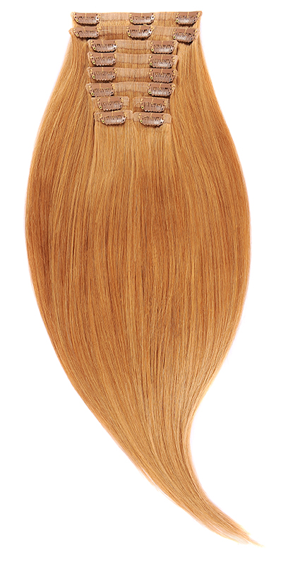 Invisi Clip-On Blond Miere #27 - Luxe