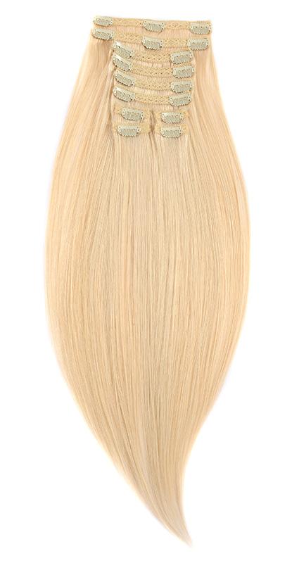 Clip-On Blond Cenusiu #60A - Luxe