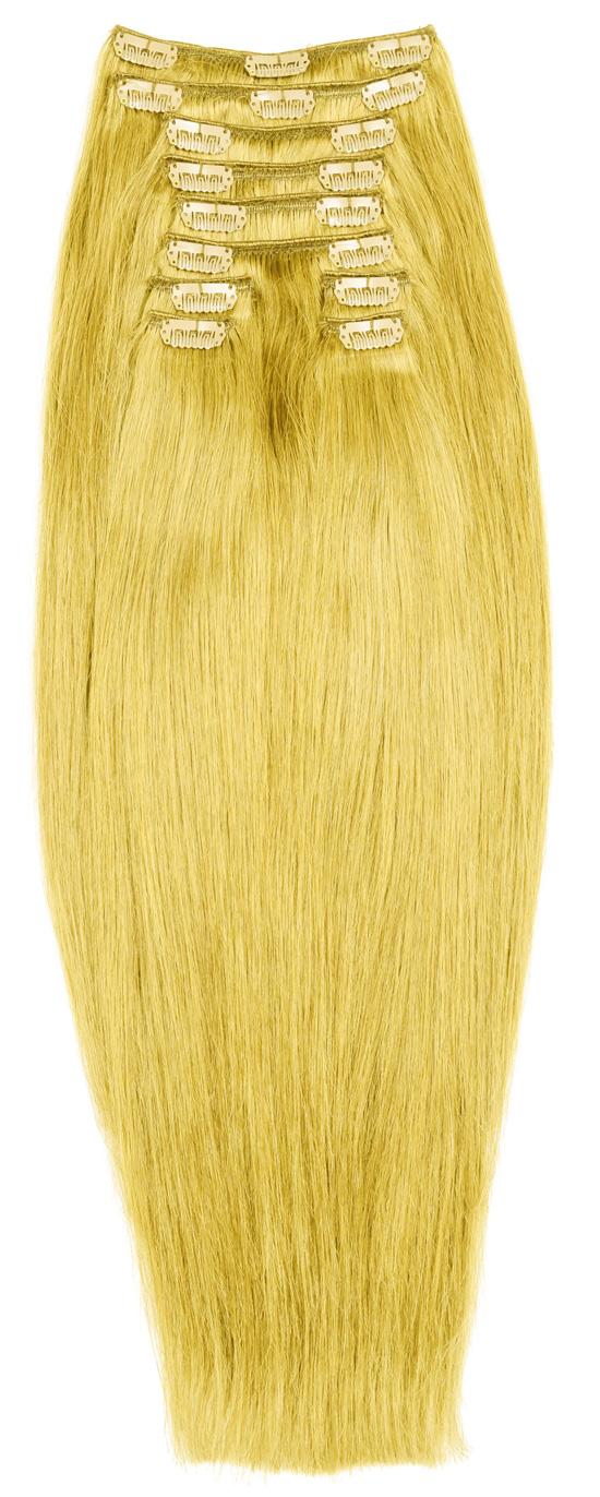 Clip-On Blond Platinat #613 - VIP