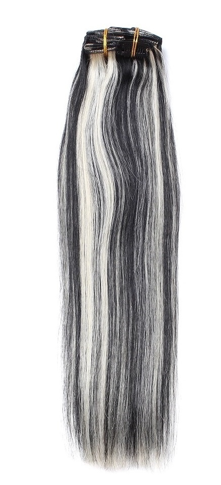 Clip-On Negru Deschis Suvitat #1B/60A - Luxe