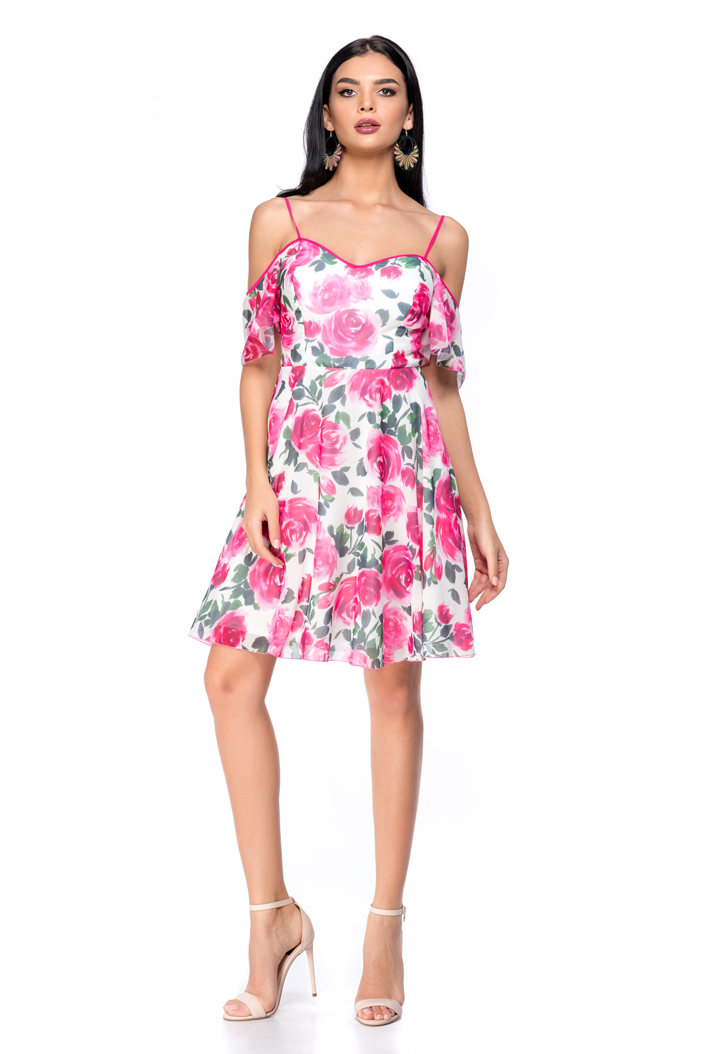 Rochie Holiday Ciclam by zonia
